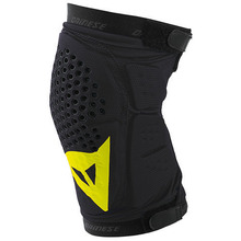 가드 TRAIL SKINS KNEE GUARD Yellow-Fluo