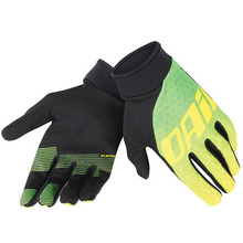 긴장갑 DRIFTEC GLOVES GREEN/YELLOW