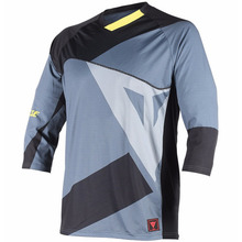 반팔상의 TRAILTEC JERSEY VECTOR-GREY
