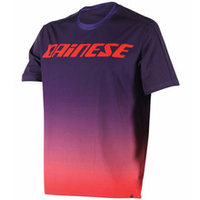 반팔상의 DRIFTEC TEE MIDPURP/RED