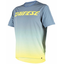 반팔상의 DRIFTEC TEE GREY/YELLOW