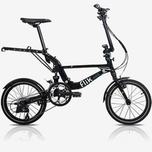 완성차 Flik folding bike ez18 Black